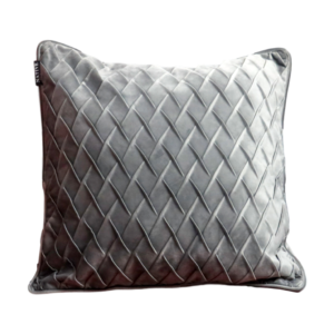 GREY-DIAMOND-CUSHION